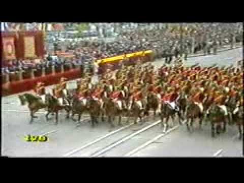 Guardia Civil. Desfile FAS Valladolid 1984