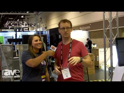 InfoComm 2015: Jess Speaks With Avnet About Their Booth