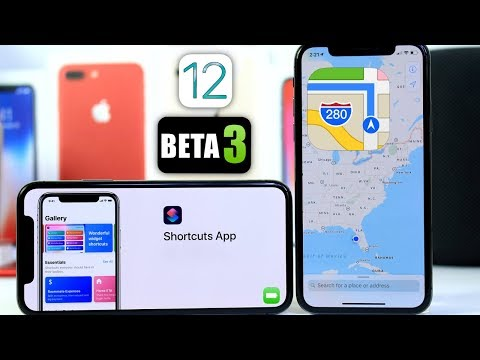 iOS 12 Beta 3 Follow Up | GPS Maps TEST, Battery, Fixes & More