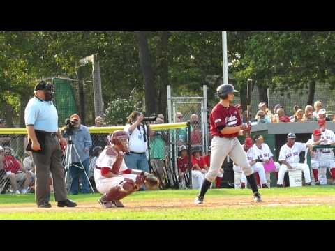 Ty Ross Homers in Cape League Championship 8.17.12 (9255)