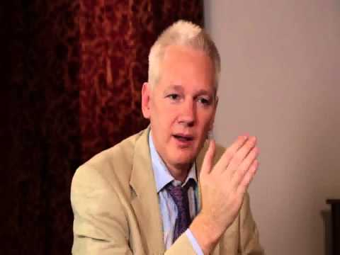 Exclusive interview with Julian Assange in the Ecuadorian Embassy