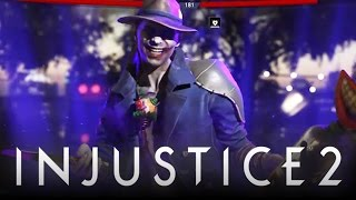 Injustice 2: The Joker REVEALED w/ In Game First Look & Leaked Gameplay! (Injustice 2)