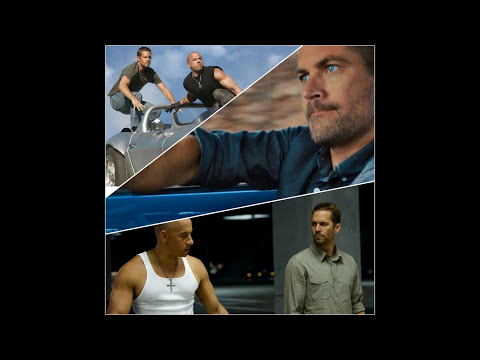 R.I.P Paul Walker (* 12. September 1973 in Glendale, Kalifornien † 30. November 2013 in Valencia