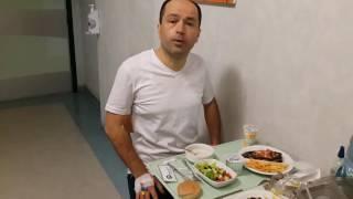 Bel fıtığı ameliyatı, sonrası ilk akşam yemeği , vidalama ve mikrocerrahi farkları, episode 3
