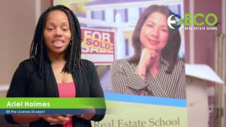 Arielle Holmes ECO Real Estate Student