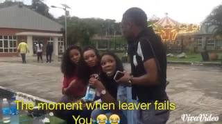 Wofai Fada - When You No Get Liver [Comedy Skit]