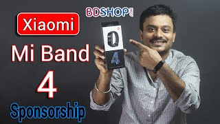 Xiaomi Mi Band 4 Unboxing ||Best Budget Fitness Band||