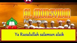 Download Lagu Al munsyidin -  ya rasulullah terbaru + lirik Gratis STAFABAND
