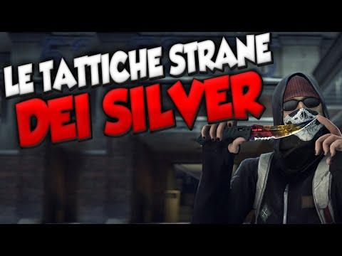 CS:GO - FCK ITA - LE TATTICHE STRANE DEI SILVER - #5