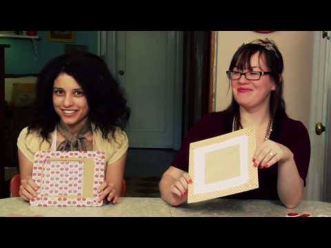 How-Tuesday: Embellished Frames with Kayte Terry