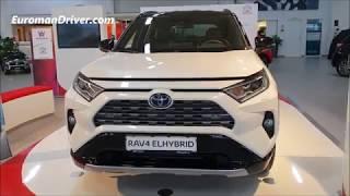 ALL NEW Toyota RAV4 2019 Review (Europe) Bestselling SUV In The World Just Got Better (hybrid)