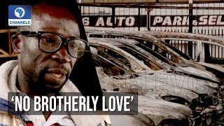 'There Is No Brotherly Love' Autospace Car Lot Owner Counts Losses