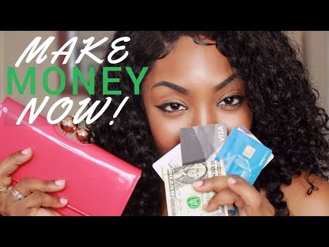 5 EASY WAYS TO MAKE MONEY ONLINE USING YOUR PHONE! | NaturallyNellzy