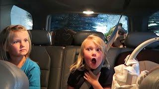 KIDS REACT TO CAR WASH!!!
