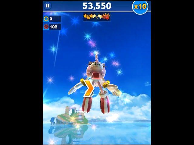 [Sonic Dash Amy - The Girl Sonic Dash Run,,,!!!] Video