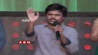 Sapthagiri Hilarious Speech at Neevevaro Pre Celebrations | Kona Venkat | Adhi  | Tapse