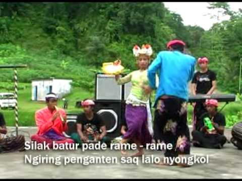Sasak Lalo Nyongkol(kampung Joget) video
