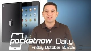 iPad Mini Event Rumors, LG Nexus 4 Review, Lumia 920 Errors & More - Pocketnow Daily
