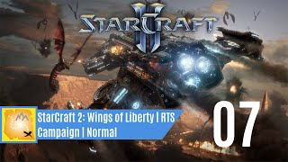StarCraft 2: Wings of Liberty | The greate Train Robbery | 07 eng