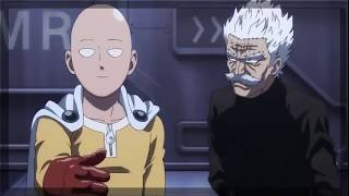 One Punch Man Funny Moments