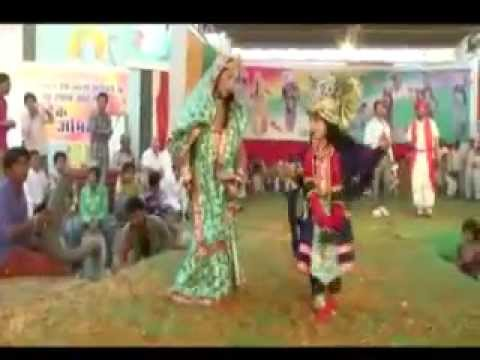 Holi Me Katti Ho Jayegi By Jhanki Shri Shyam Art Grup Ellenabad By Holi2014 video
