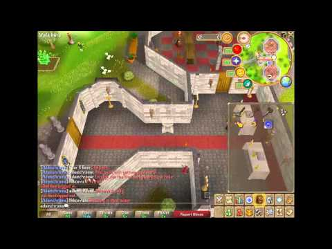 Runescape Farming Guide – Bushes [HD]