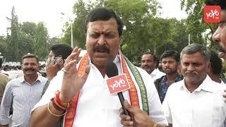 Telangana Congress MLC Ponguleti Sudhakar Reddy Best Wishes to CM KCR