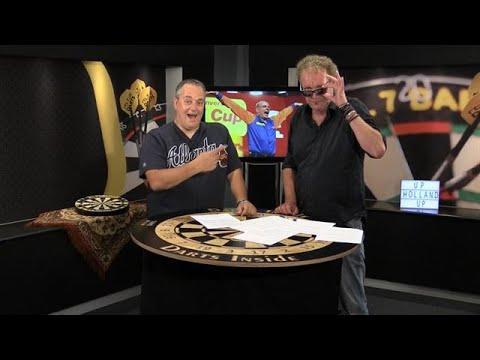 Kijkt Ronald Koeman RTL 7 Darts!? | DARTS INSIDE