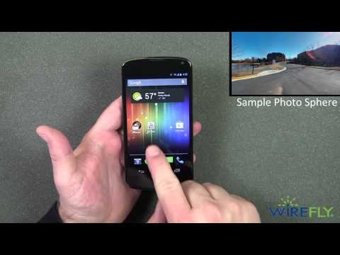 Nexus 4 for T-Mobile Quick Look by Wirefly