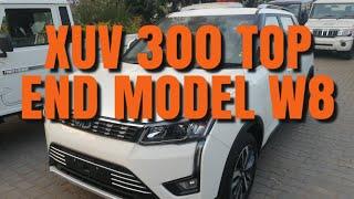 MAHINDRA XUV 300 TOP END MODEL | w(8) 2019