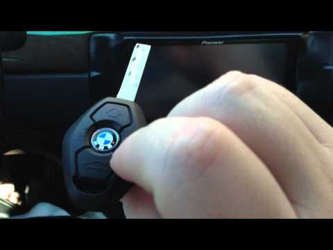 How to program / setup a new BMW E46 key fob 330 325