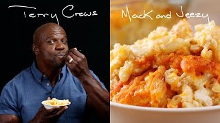 Mac and Cheese As Made By Terry Crews (Mack and Jeezy)