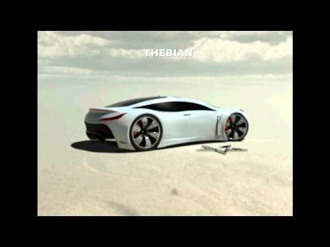 """NEW FERRARI 4 DOOR SUPER SPORTS CAR """"LEBANON"""" CONCEPT"""