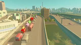 Cities Skylines: Wisteria City Motorway Tour (PS4)