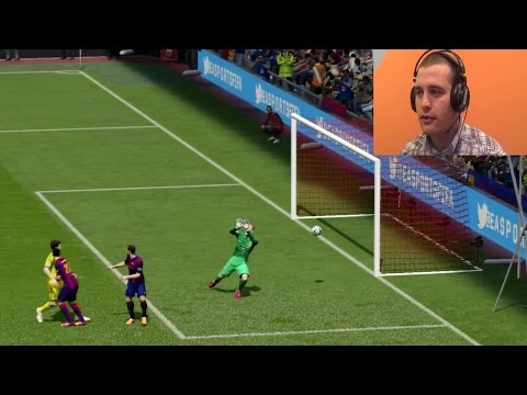 Fifa 15 Demo Barcelona Vs Chelsea Ep.1 [srpski Gameplay] ☆ Serbiangamesbl ☆ video