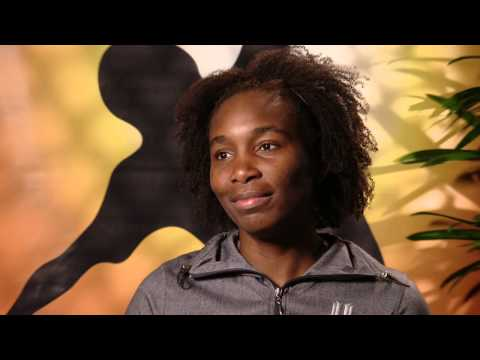 Venus Williams interview (4R) - Australian Open 2015