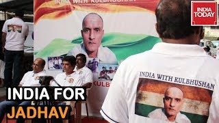 India Hopes For A Favourable Verdict In Kulbhushan Jadhav Case