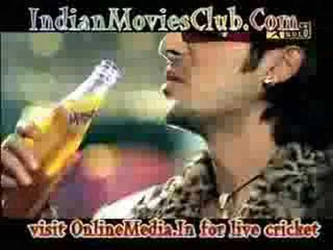 zayed khan selling mirinda Video