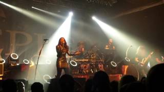Epica - A Phanstasmic Parade @ Huxleys Berlin 25-01-2017