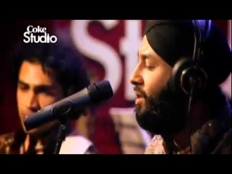JOSH and  Shafqat Amanat Ali Coke Studio - Mahi Ve