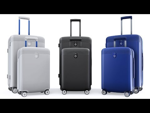 Bluesmart Series 2: Smart Luggage System .|. Travel and Outdoor Invention