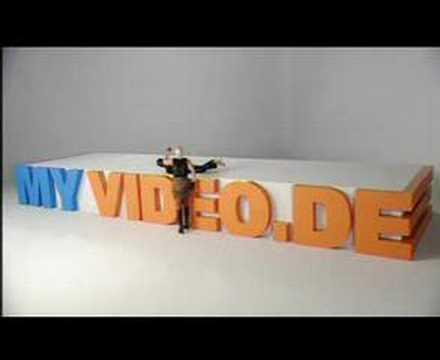 myvideo.de TV Spot Commercial Pümpel second part