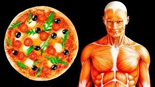 Что Будет, Если Целый Год Есть Только Пиццу?