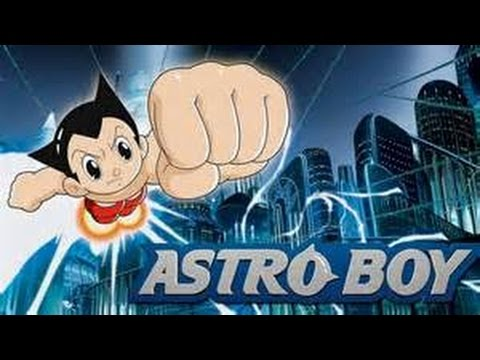 """Astro Boy/Tetsuwan Atom AMV/// """"Astrosexy/Now Or Never"""" By M-FLO And CHEMISTRY"""