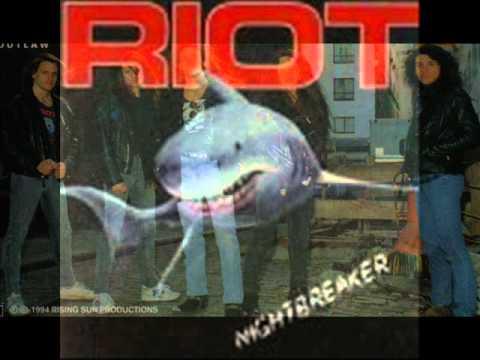 Riot - Silent Scream