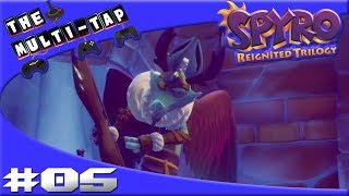Spyro Reignited Trilogy - Part 5: Ice Levels, Chill chatting and expired milk