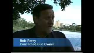 Gun Control in Australia - Pay attention gun fearing Americans it isn