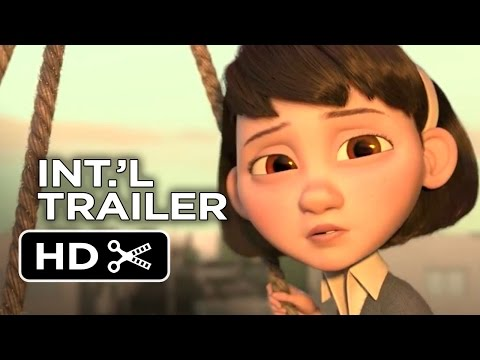 The Little Prince French TRAILER 1 (2014) - Animated Fantasy Movie HD