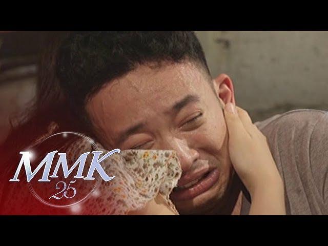 MMK: George blames himself
