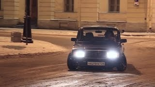 Лютый ДРИФТ В ЦЕНТРЕ города!
